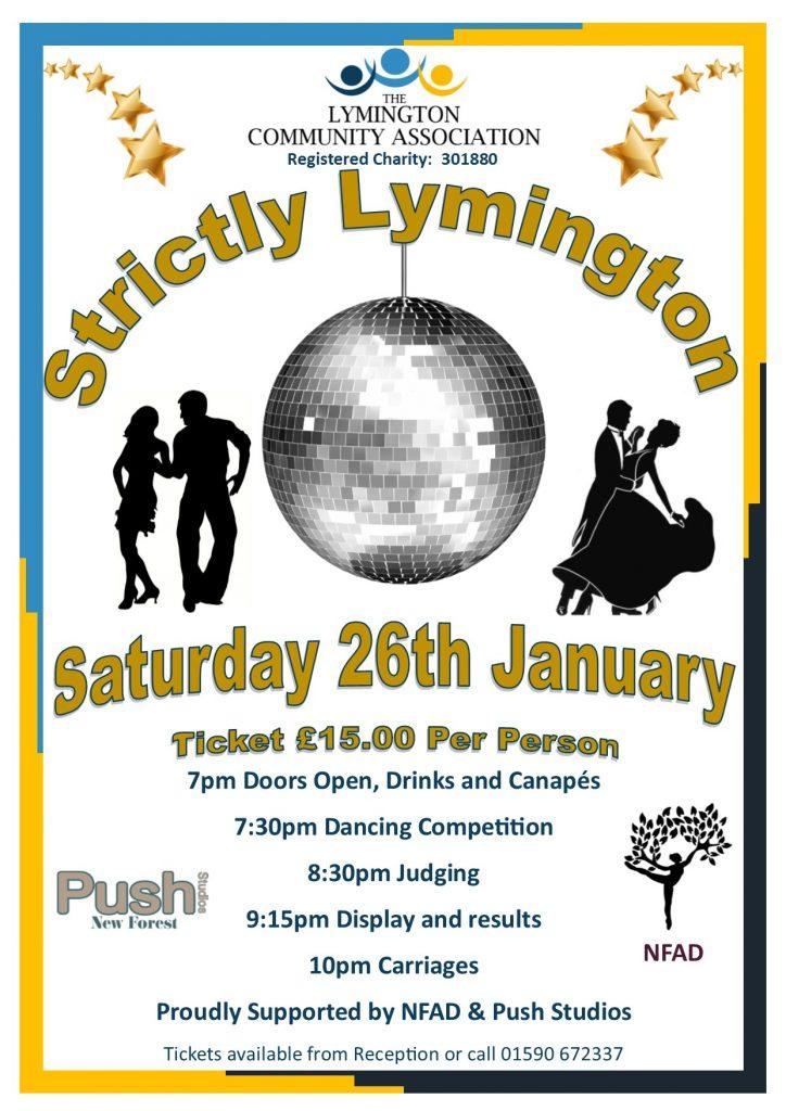 Strictly Lymington @ The Lymington Centre   England   United Kingdom