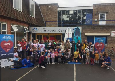 Love your Lymington Centre Open day and Festival 2019