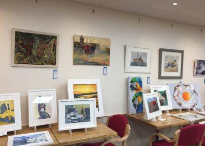 Art Display- Love your Lymington Centre